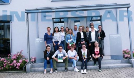 Besuch der Interspare GmbH