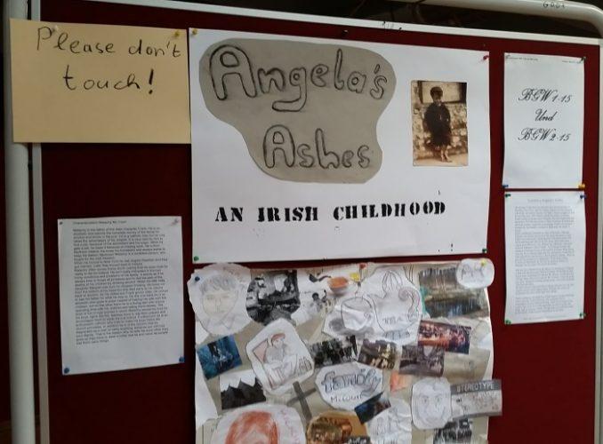Irlandprojekt im Englischunterricht
