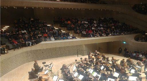 BSA goes Elbphilharmonie