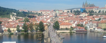 Studienfahrt nach Prag BG 2017