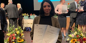 Marzena Smyk – Innungsbeste 2019 – Kammerbezirk Lübeck