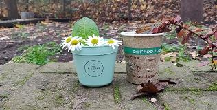 RECUP – return. reuse. recycle. Wir sind Teil der #coffeetogorevolution!